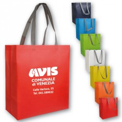 Art.16107 Shopper in Tnt Laminato
