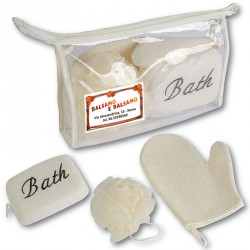 Art. 16451 Trousse Set Bagno