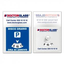 Art. 9BisDg - Disco Orario Adesivo
