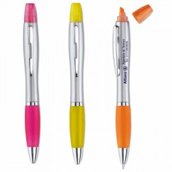 Art. 7440 Penna con Evidenziatore