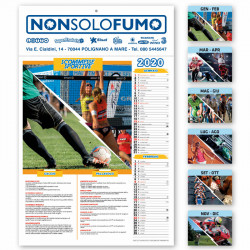 Art. 5209 Calendario Scommesse Sportive