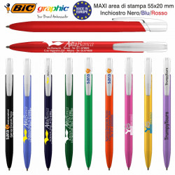 Art. 1025 Penna a scatto Bic