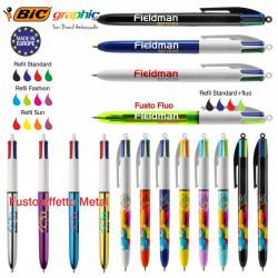 Art. 1101 Penna Bic 4 colori