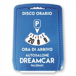 Art. 048 - Raschia Ghiaccio con Disco Orario