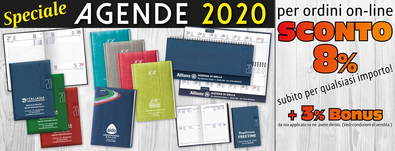 Agende Personalizzate 2020